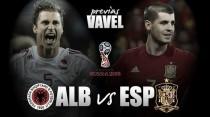 Qualificazioni Russia 2018 - L'Albania sogna lo sgarbo, c'è la Spagna