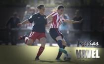 Previa Atlético de Madrid Femenino - Athletic Club Femenino: La Liga Iberdrola pasa por el Calderón