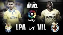 Previa UD Las Palmas - Villarreal: el amarillo está de moda