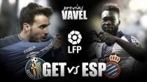 Getafe CF - RCD Espanyol: presión por ganar