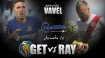 Getafe C.F. - Rayo Vallecano: huyendo del descenso