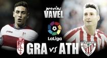 Granada CF- Athletic Club: puntos clave