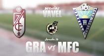 Previa Granada CF B - Marbella FC: dos dinámicas distintas