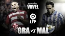 Granada CF - Málaga CF: solo vale ganar