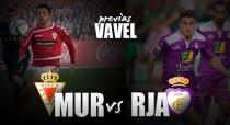 Real Murcia - Real Jaén: duelo de históricos con aspiraciones