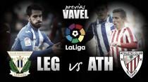 Leganés - Athletic Club: a ver quién cambia su mala racha