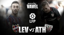 Levante UD – Athletic Club: último tren