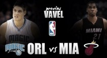 Previa Orlando Magic - Miami Heat: punto de partida