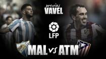 Málaga CF - Atlético de Madrid: Último partido de un mal año en La Rosaleda