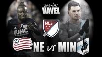 Previa New England Revolution - Minnesota United: en busca del sabor a victoria