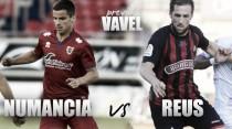 Previa CD Numancia - CF Reus: volver a soñar