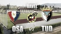 Osasuna Promesas - CD Tudelano: necesidad foral