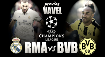 Previa Real Madrid-Borussia Dortmund: la última bala en la recámara