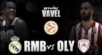Real Madrid - Olympiacos Piraeus: nueva competición, mismos reyes