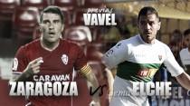 Real Zaragoza - Elche: una final anticipada
