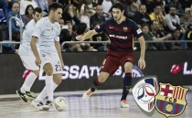 Santiago Futsal - FC Barcelona Lassa: vuelta a la rutina tras el Europeo