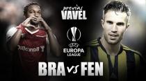 Sporting de Braga-Fenerbahçe: los 'guerreiros', a por la remontada