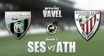 Sestao River – Bilbao Athletic: remontar el vuelo