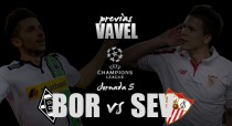 Mönchengladbach - Sevilla: objetivo tercera plaza