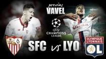 Previa Sevilla - Lyon: urgencia por revertir situaciones