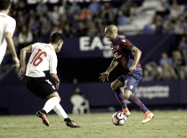 Sevilla Atlético - Levante UD: el Levante UD busca dar otro golpe fuera de casa