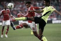 SL Benfica - Sporting Braga: el rojiblanco de moda en Portugal