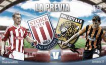 Stoke City – Hull City: los 'potters' miden la recuperación de los 'tigers'