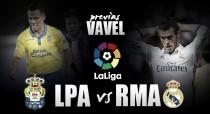 Previa UD Las Palmas - Real Madrid: Gran Canaria, capital de la reivindicación