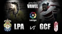 Previa Las Palmas - Granada CF: seguir la senda de la ilusión