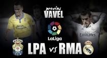 Previa UD Las Palmas - Real Madrid: soñando en amarillo