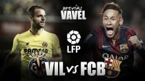 Villarreal CF - FC Barcelona: los irreductibles amarillos - el imperio azulgrana
