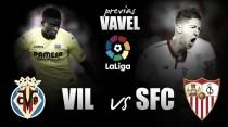 Previa Villarreal CF-Sevilla FC: mudar la piel para seguir adelante