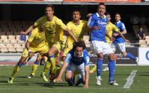 Xerez - Las Palmas: última bala para los azulinos