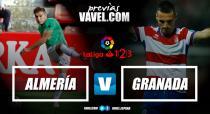 Previa UD Almería - Granada CF: fiesta andaluza en el Mediterráneo