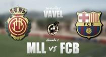 Previa Mallorca B - FC Barcelona B