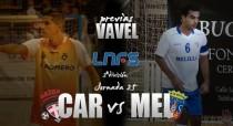 P.R.Cartagena - Melilla FS: segunda oportunidad