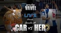 P.R.Cartagena- Hércules San Vicente: el momento ha llegado