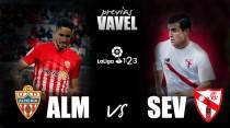 Previa Almería - Sevilla Atlético: la última bala en la recámara