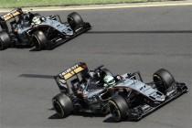 Nico y 'Checo', emocionados ante el GP de Mónaco