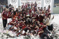 A última conquista: Aos 48 minutos, Márcio Araújo muda o título de lado
