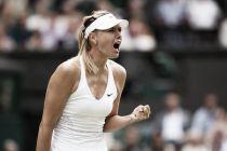 Sharapova deshace el enredo