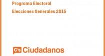 Elecciones 2015: ¿cómo entiende Ciudadanos la violencia de género?