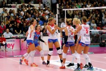Volley, A1 femminile - Poche ore al fischio d'inizio della sesta giornata