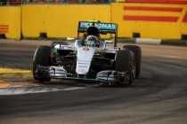 FP2 Singapore, Rosberg comanda, Raikkonen secondo