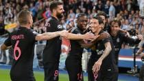 El PSG humilla al Malmö