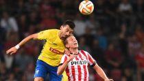 Estoril Praia - PSV Eindhoven: los portugueses buscarán el milagro