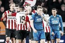 El AZ Alkmaar se desmorona frente al PSV