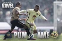 Previa Pumas – América: duelo de orgullo en CU