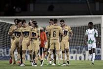 Goleada de Pumas a W Connection entre las mejores cinco de su historia
