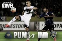 Previa Pumas- Independiente del Valle: a hacer pesar CU